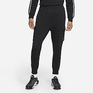 Nike Sportswear Oldalzsebes férfi polárnadrág