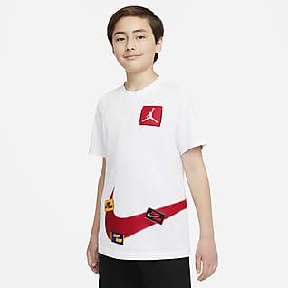 Jordan Tričko pro větší děti (chlapce)
