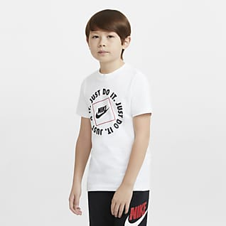 Nike Sportswear Older Kids' (Boys') T-Shirt