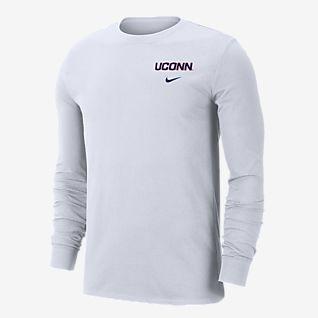 Nike College (UConn) Men's Long-Sleeve T-Shirt