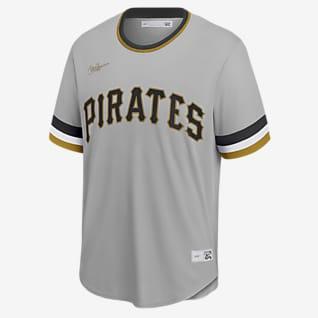 MLB Pittsburgh Pirates (Roberto Clemente) Men's Cooperstown Baseball Jersey