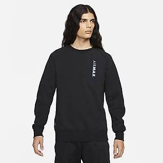 Nike Sportswear Air Max Sweatshirt de lã cardada para homem