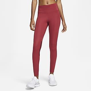 Nike Epic Fast Løbeleggings med mellemhøj talje til kvinder