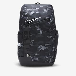 Nike Elite Pro Mochila de básquetbol estampada