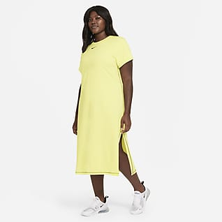 Nike Sportswear Icon Clash Women's Maxi Dress (Plus Size)