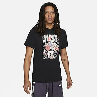 Nike 'Just Do It.' Men's Basketball T-Shirt