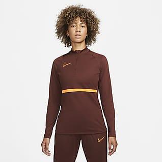 Nike Dri-FIT Academy Camisola de treino de futebol para mulher