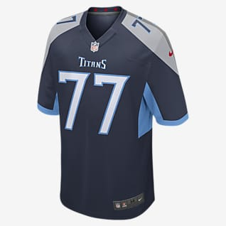 NFL Tennessee Titans (Taylor Lewan) Men's Game Football Jersey