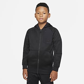 Nike Sportswear Air Max Older Kids' (Boys') Full-Zip Fleece Hoodie