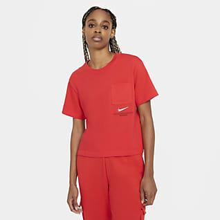 Nike Sportswear Swoosh Samarreta de màniga curta - Dona