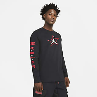 Jordan AJ6 Tee-shirt à manches longues graphique pour Homme
