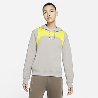 Nike Sportswear NSW Sudadera con capucha de tejido Fleece para mujer