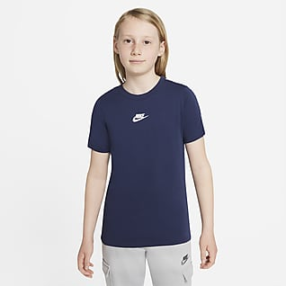 Nike Sportswear T-shirt til store drenge