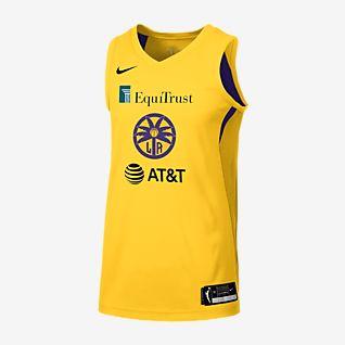 Nneka Ogwumike Los Angeles Sparks Nike WNBA Basketball Jersey