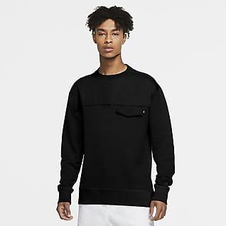 Nike SB Skateshirt met ronde hals voor heren