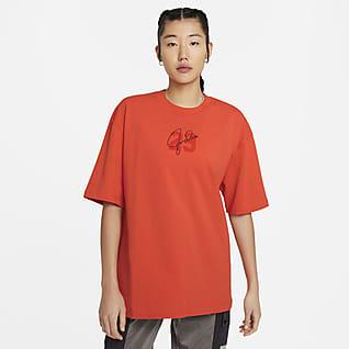 Jordan Essentials 女款短袖圖樣 T 恤