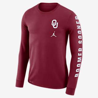 Jordan College Dri-FIT Mantra (Oklahoma) Men's Long-Sleeve T-Shirt