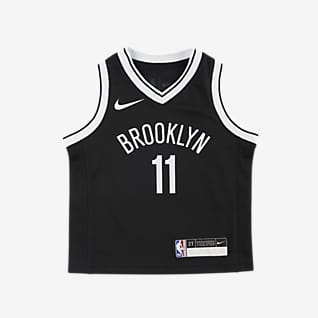 布鲁克林篮网队 (Kyrie Irving) Icon Edition Nike NBA Replica Jersey 婴童球衣