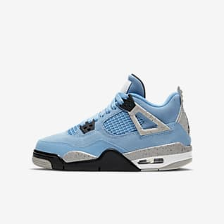 Air Jordan 4 Retro Older Kids' Shoe