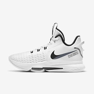 LeBron Witness 5 Basketball Shoe