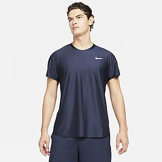 NikeCourt Dri-FIT Advantage Erkek Tenis Üstü