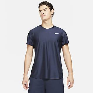 NikeCourt Dri-FIT Advantage Tennistrøye til herre