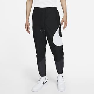 Nike Sportswear Swoosh กางเกงผู้ชายแบบทอมีซับใน