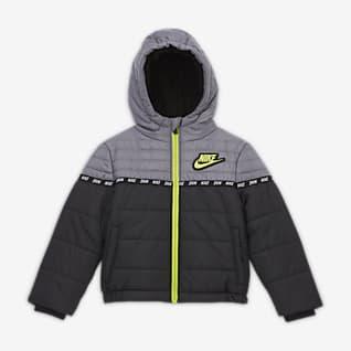 Nike Sportswear Gewatteerd peuterjack met synthetische vulling