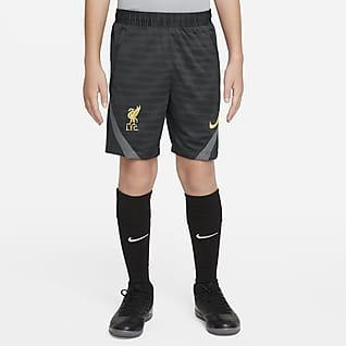 Liverpool F.C. Strike Older Kids' Nike Dri-FIT Football Shorts