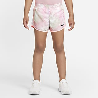 Nike Dri-FIT Tempo Little Kids' Tie-Dye Shorts