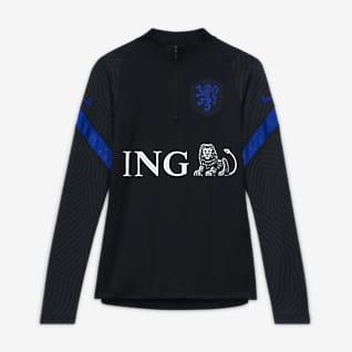 Países Bajos Strike Camiseta de fútbol de entrenamiento - Niño/a