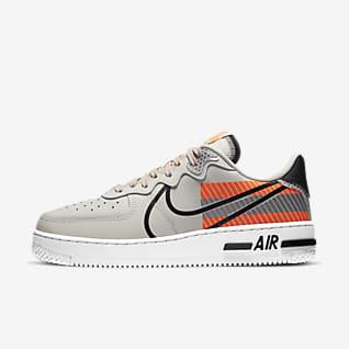 Nike Air Force 1 React LX 3M 男子运动鞋