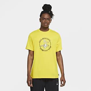 Amarillo Prendas para la parte superior. Nike US