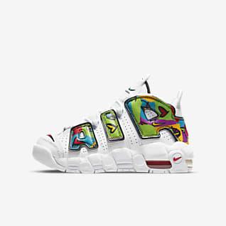 Nike Air More Uptempo Calzado para niños talla grande
