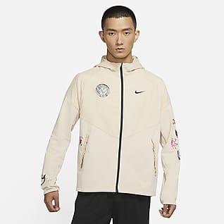 Nike 男子跑步夹克