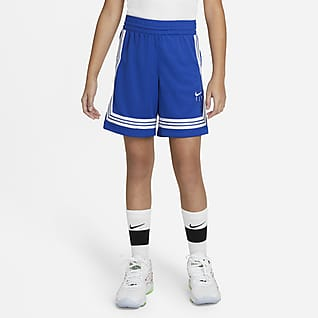 Nike Fly Crossover Trainingsshorts voor meisjes