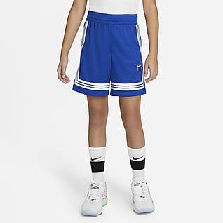 Nike Fly Crossover Treningsshorts til store barn (jente)