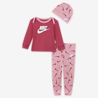 Nike Sæt til babyer (0-9 mdr.) i tre dele