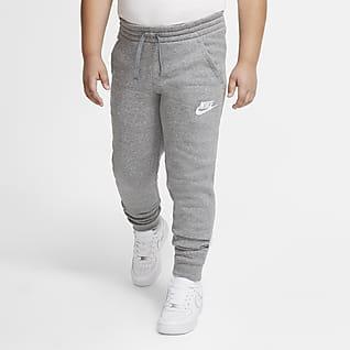 Nike Sportswear Club Fleece Joggers (udvidet størrelse) til store børn (drenge)