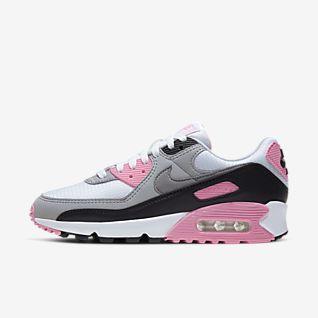 air max donna rosa e grigie