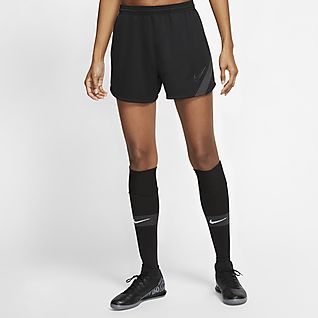Nike Dri-FIT Academy Pro Fotballshorts til dame