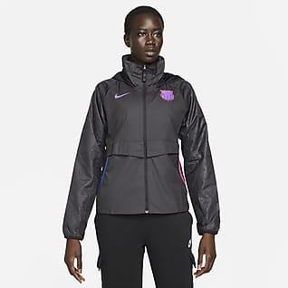 F.C. Barcelona AWF Women's Football Jacket