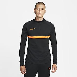 Nike Dri-FIT Academy Fodboldtræningsoverdel til mænd