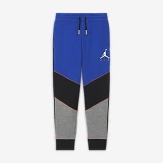 Jordan Spodnie z dzianiny dla małych dzieci