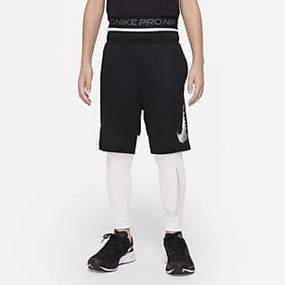 Nike Pro Dri-FIT Mallas para niños talla grande