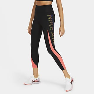 Nike Air Epic Fast Leggings de running de 7/8 de largo para mujer