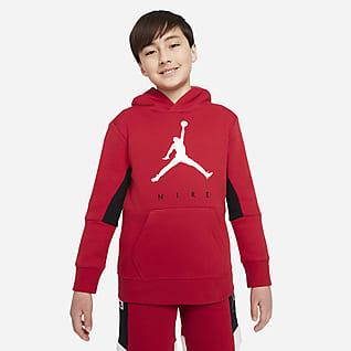 Jordan Dessuadora amb caputxa - Nen