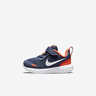 Nike Revolution 5 Bota pro kojence a batolata