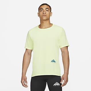 Nike Dri-FIT Rise 365 Maglia da trail running a manica corta