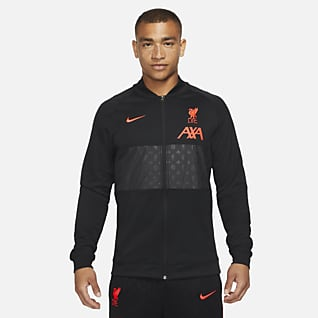 Liverpool FC Erkek Futbol Antrenman Ceketi